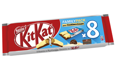 KitKat Family Cookies&Cream